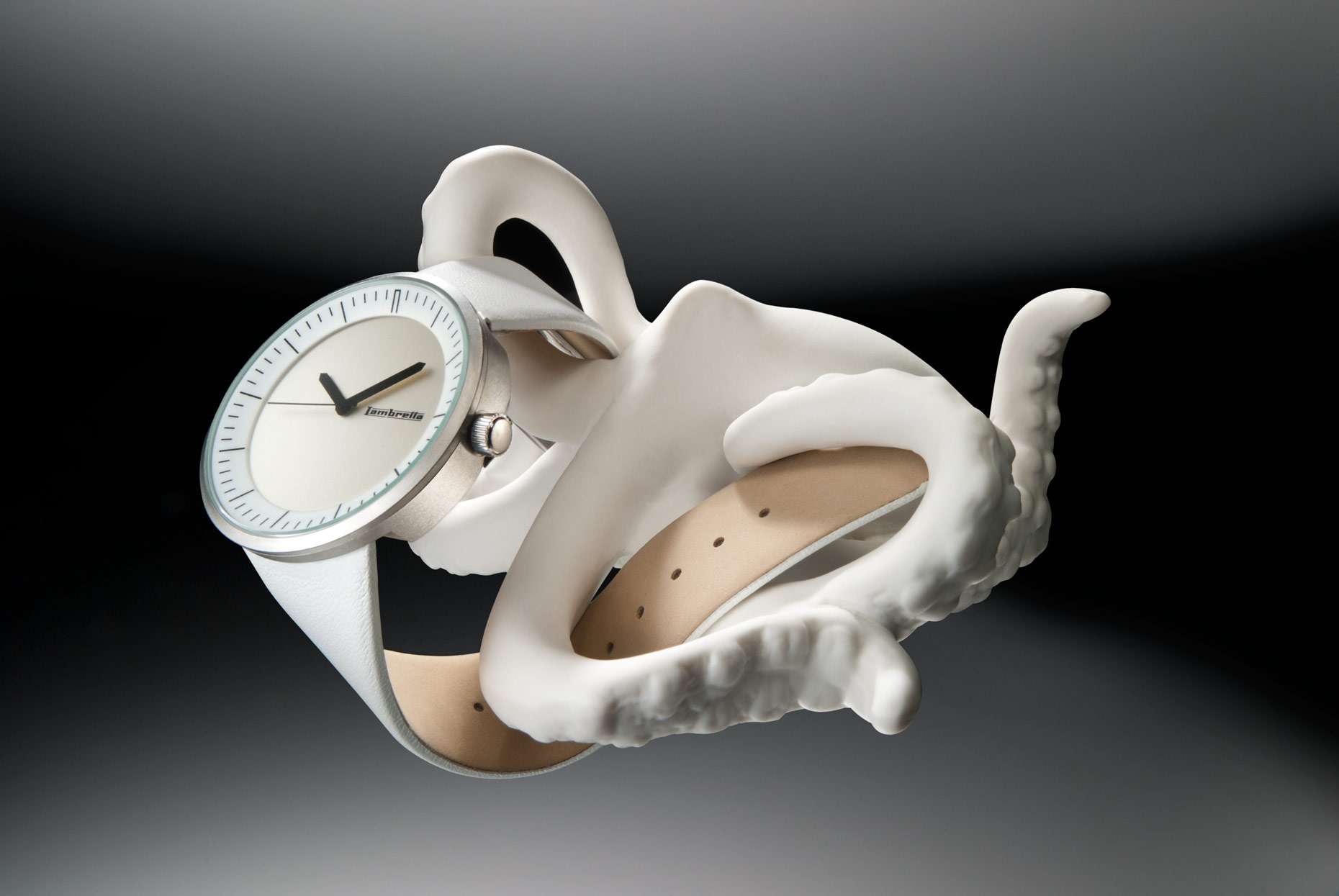 Octopus_White_Lambretta_Watch